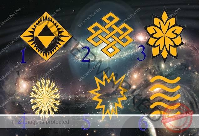 Изберете символ и узнайте какво точно ви очаква!