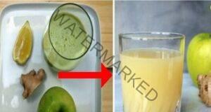 Лимон, ябълка и джинджифил: Буквално разтварят токсините в тялото