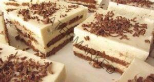 Първокласна торта без печене за 25 минути. Мега лесна рецепта!