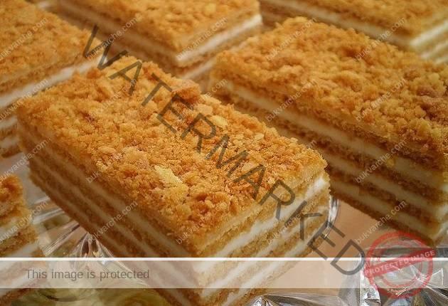 Вкусна торта без печене, която не отнема много време за приготвяне