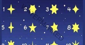 Изберете си звезда, за да разберете кога ще се сбъдне желанието ви!