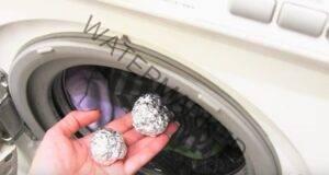 Нов метод в изпирането на дрехи с алуминиево фолио