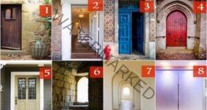 Разберете съдбата си, като просто изберете врата