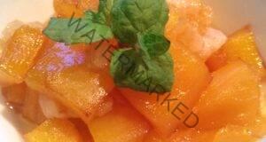Рецепта за тиква в лимонов карамел: Неописуемо сладко изкушение!