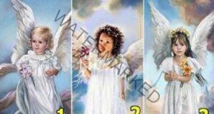 Три ангела са дошли при вас! Изберете един и получете послание!