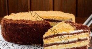 Вкусна торта на бърза ръка! Рецепта за милиони!