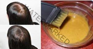 Гъста коса само за един месец с помощта на горчица