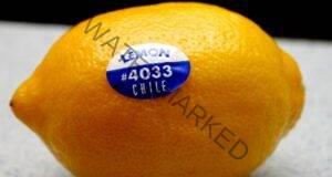 Ето какво е истинското значение на стикерите върху плодовете