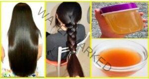 За гъста и плътна коса опитайте това средство!