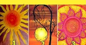 Изберете слънце и узнайте нещо ново за характера си!