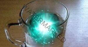 Нека чашата с вода изпълни всяко ваше желание!