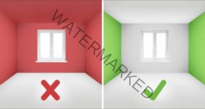 10 начина визуално да увеличите малката стая у дома
