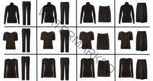 Ако носите черно, ето 5 неща, които трябва да знаете!