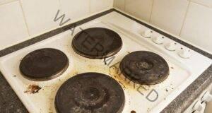 Бърз и лесен начин за почистване на мръсната печка без химикали