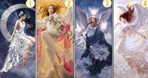 Изберете ангел - пазител и узнайте нещо ново за своята личност
