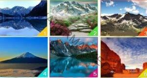 Изберете планина и разберете какво се крие в подсъзнанието ви