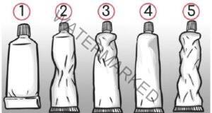 Начинът, по който изстисквате пастата за зъби, разкрива личността ви