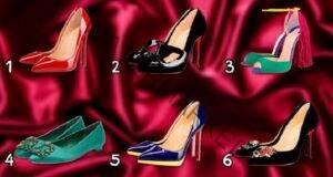 Тест, който ще разкрие каква жена сте според избора ви на обувки