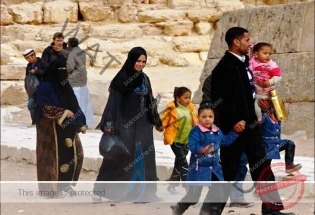 Ето как живее обикновеното арабско семейство