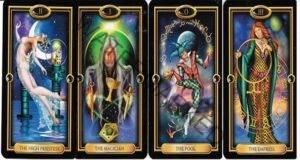 Изберете магическа карта и тя ще ви каже как да привлечете късмета!