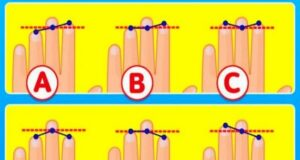 Какво казва формата на ръката ви и позицията на пръстите за вас?