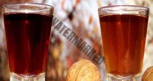 Настойка от орехови прегради за попълване на йодния дефицит