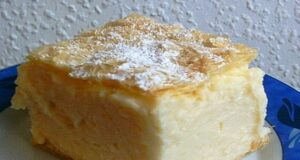 Оригинална рецепта за крем пита: Толкова е лесна и така вкусна