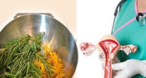 Парна баня с розмарин при гъбични проблеми и фиброми