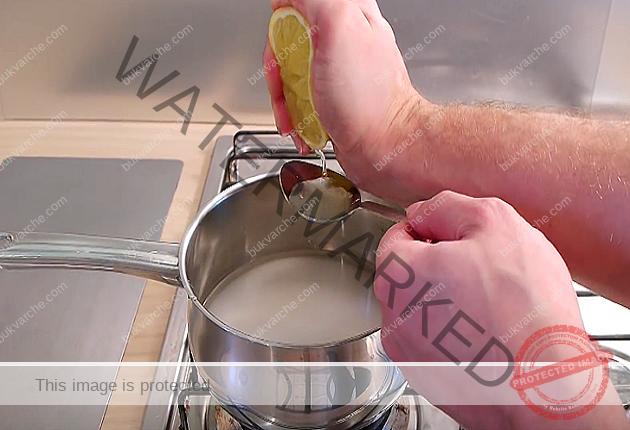 Преборете кашлицата със сироп от джинджифил и лимонов сок!