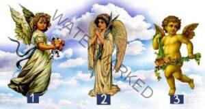 Разберете съдбата си, като изберете своя ангел!