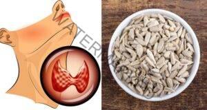 Семките почистват съдовете и укрепват щитовидната жлеза