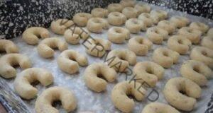 Вкусни кифлички с орехи, готови само за 20 минути