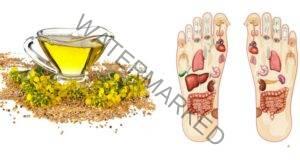 Втривайте синапеното масло в краката си! Ето предимствата!