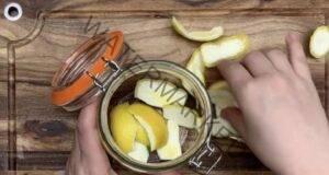 Домашно лековито масло с лимонова кора при болезнени стави