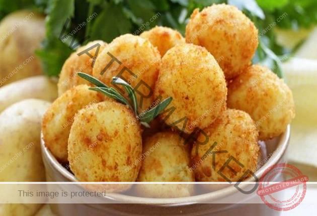 Невероятно вкусни и ароматни: Картофени топчета