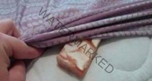 Поставете парче сапун под чаршафа! Ето резултата