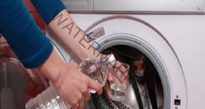 Ето защо да добавяте оцет към пералната машина