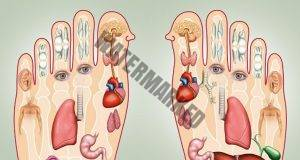 Масаж на краката излекувайте всички болести с 1 процедура