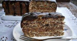 Много вкусна и красива торта: Ще ви стане любима