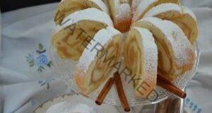 Руло с ябълки: Съставките вече ги имате в кухнята