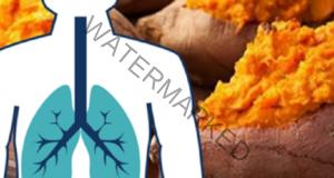 Сладките картофи доказано са полезни за белите дробове