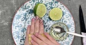 Средство с бананова кора за избелване и почистване на кожата