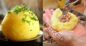 Вдъхнете нов живот на картофеното пюре: Кнедли с кайма