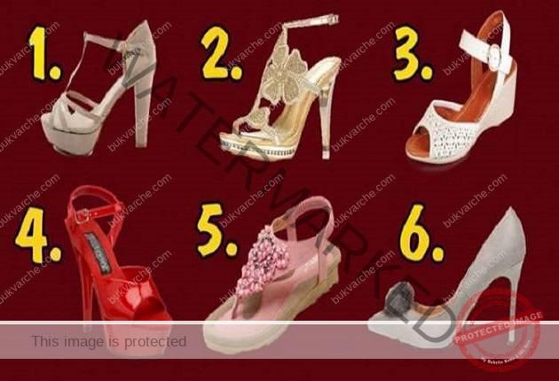 Какви обувки бихте носили? Изборът ви разкрива нещо специално