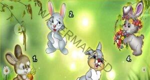 Мартенското зайче ще ви разкрие какво ви очаква тази пролет