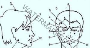 Масаж върху точките на главата: решение за всички болести