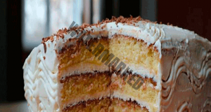Невероятна швейцарска торта: Мързелив вариант