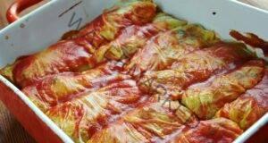 Приготвяне на зелеви сарми по румънски: Класическа рецепта