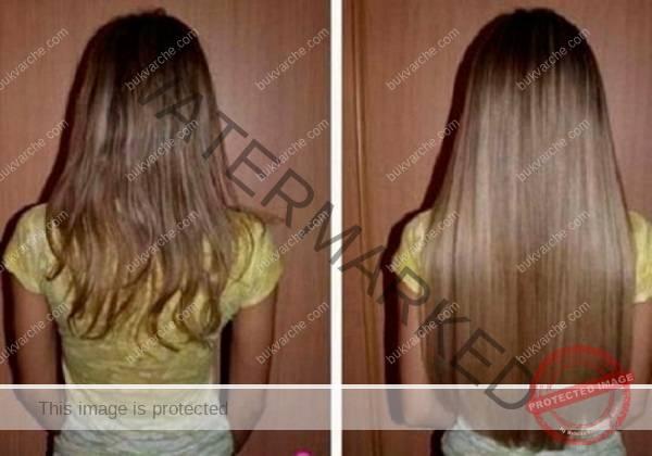 Свойствата на джинджифила ще направят косата ви гъста и силна