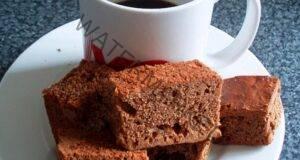 Стара рецепта: Сладкиш за кафе с орехи, мед и канела
